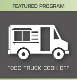 Featured Program, food truck cook off