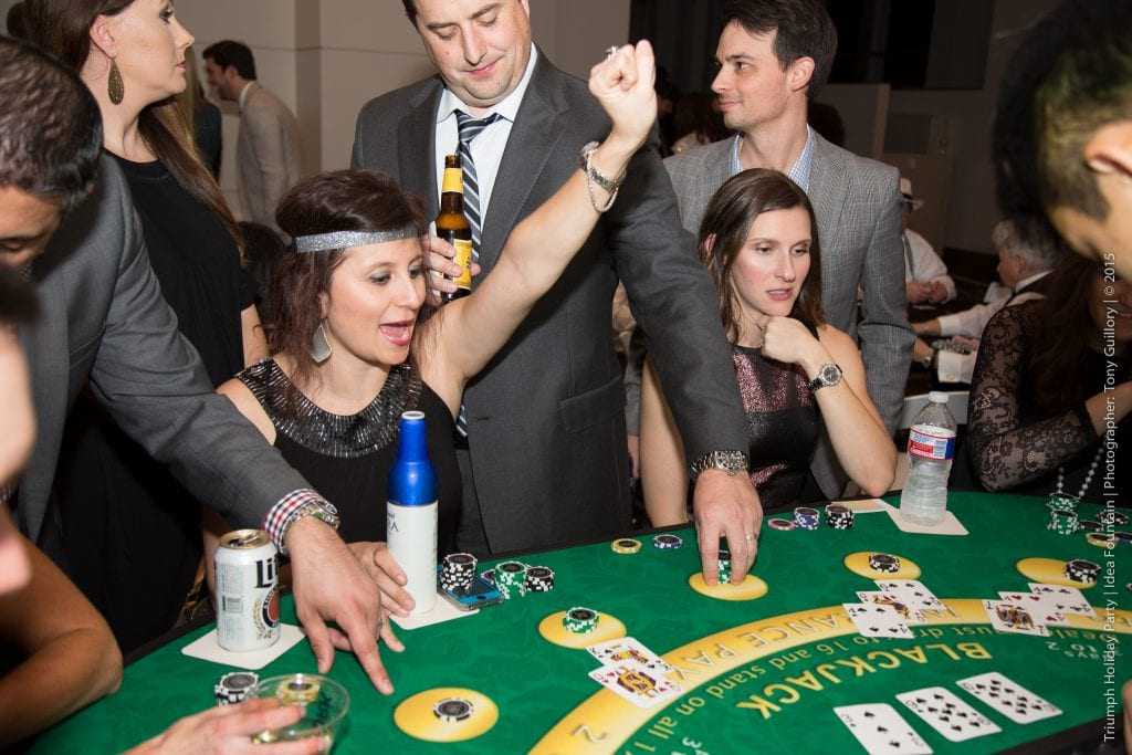 blackjack celebrate, dealler busts