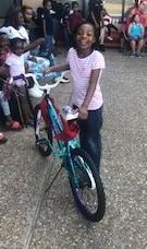 Bike impossible 5, girl with a bike