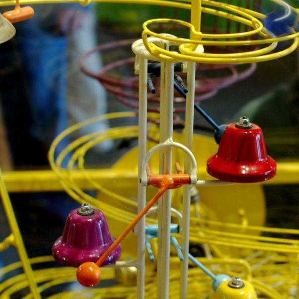 Rube Goldberg Machine - Human Machine category