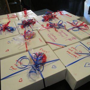 cookie festoon 2, boxes of cookies