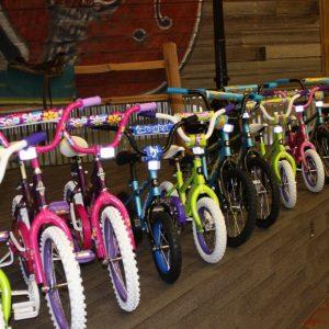 bike impossinble 1, row of bikes