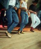 Line, line dancing