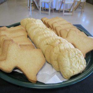 Cookie Festoon 1, plate of cookies