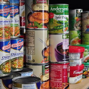 End Hunger Games 1, canned goods
