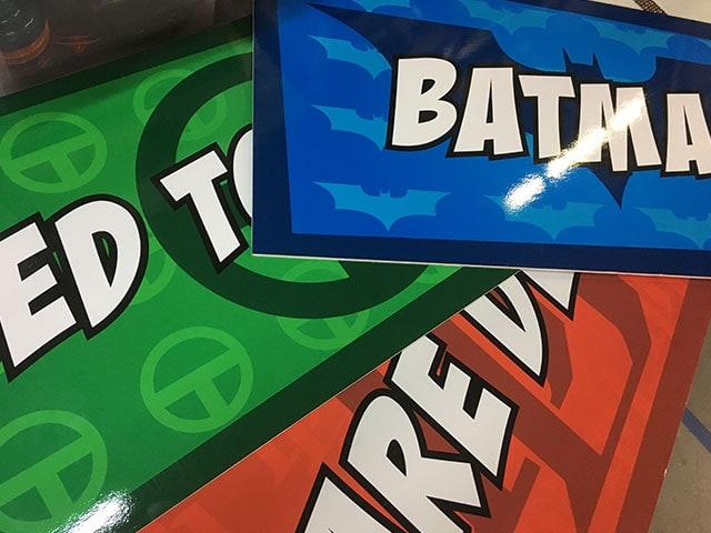 Super Hero Academy Idea Fountain Inc Dallas Dfw