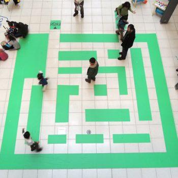 Robo Racer, no right turn maze